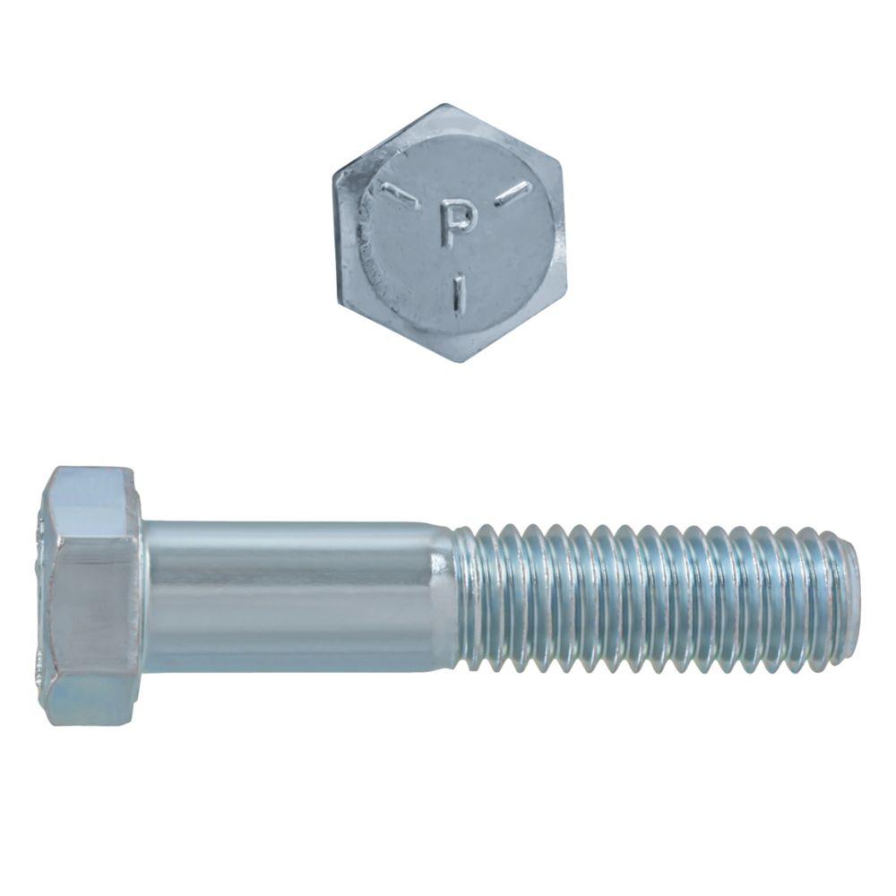 1/2x2 1/2 Hex Hd Capscrew GR5 Unc