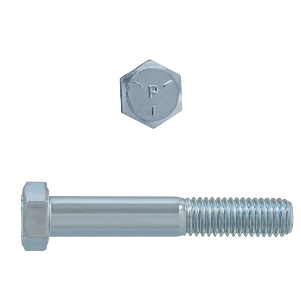 1/2x3 Boulons Hex Classe 5 Zinc Plaqué Unc