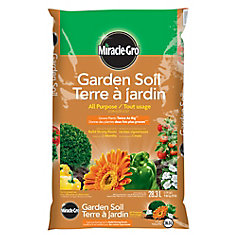 Garden Soil All Purpose 0.09-0.05-0.07 - 28.3L