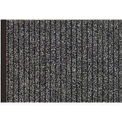 Multy Home Atlas Charcoal Carpet Runner 36 in x Custom Length (Price per linear foot)