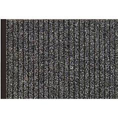 Atlas Charcoal Carpet Runner 36 in x Custom Length (Price per linear foot)
