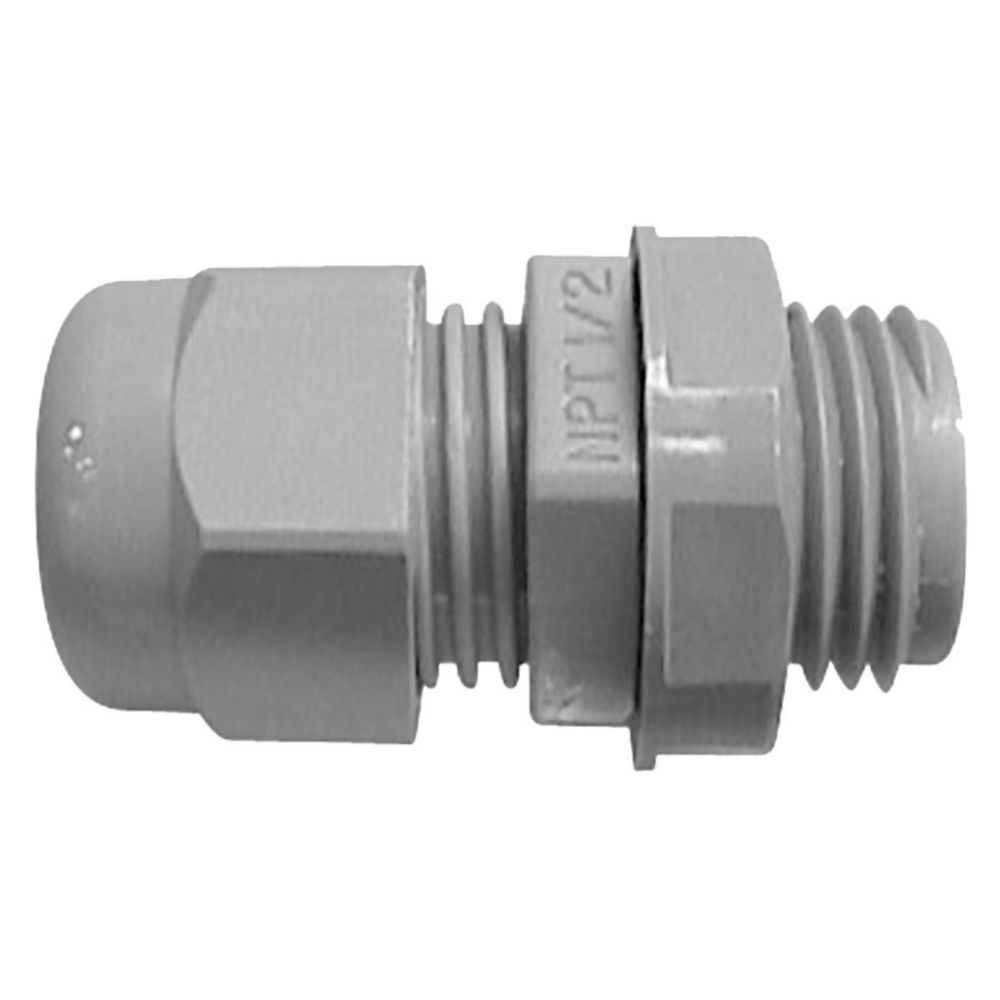 Flexible Cord Connectors � 1/2 In