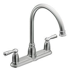 Banbury 2-Handle Kitchen Faucet in Chrome