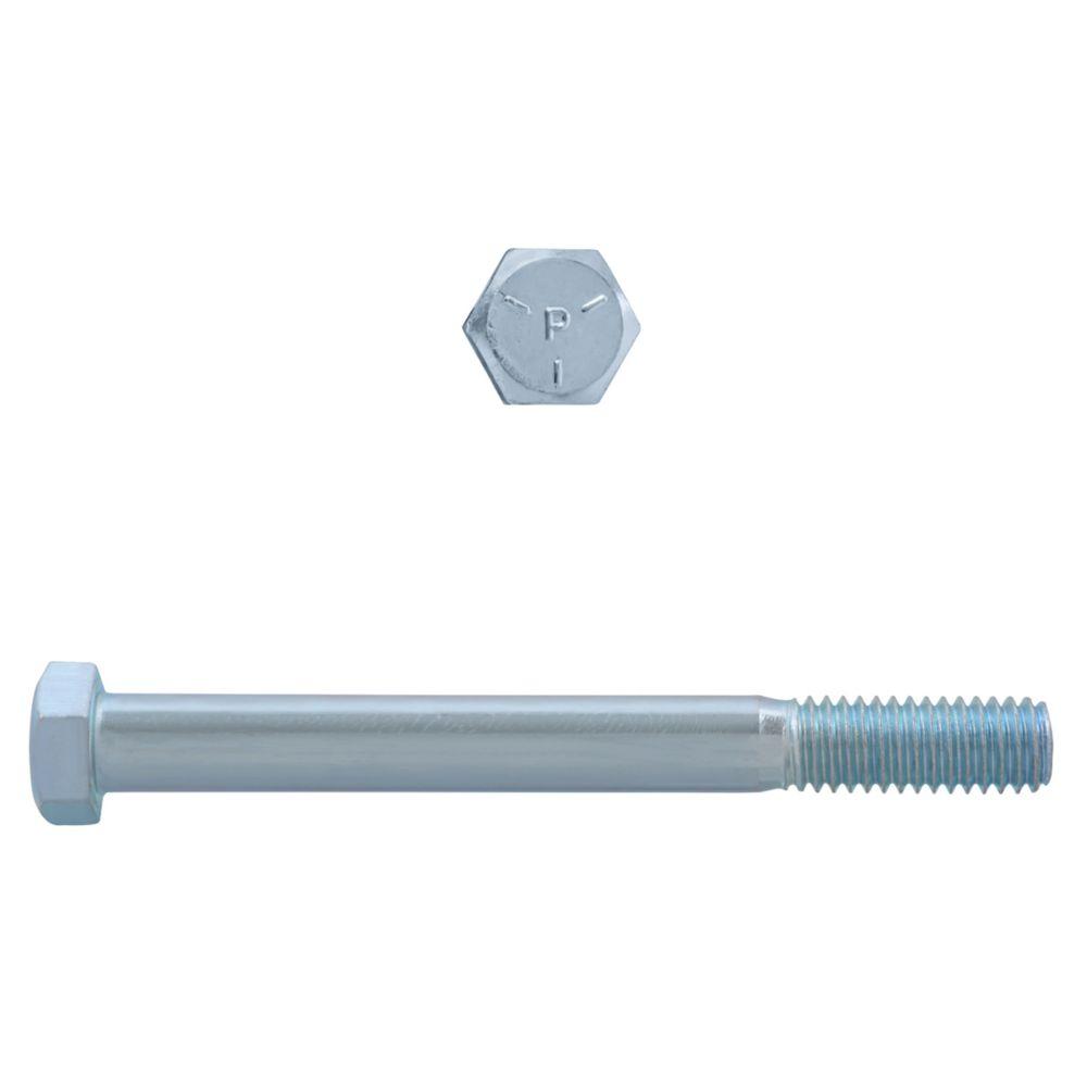 3/8x3-1/2 Hex Hd Capscrew GR5 Unc