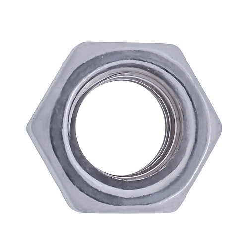 3/8-inch-16 18.8 Stainless Steel Finished Hex Nut - UNC