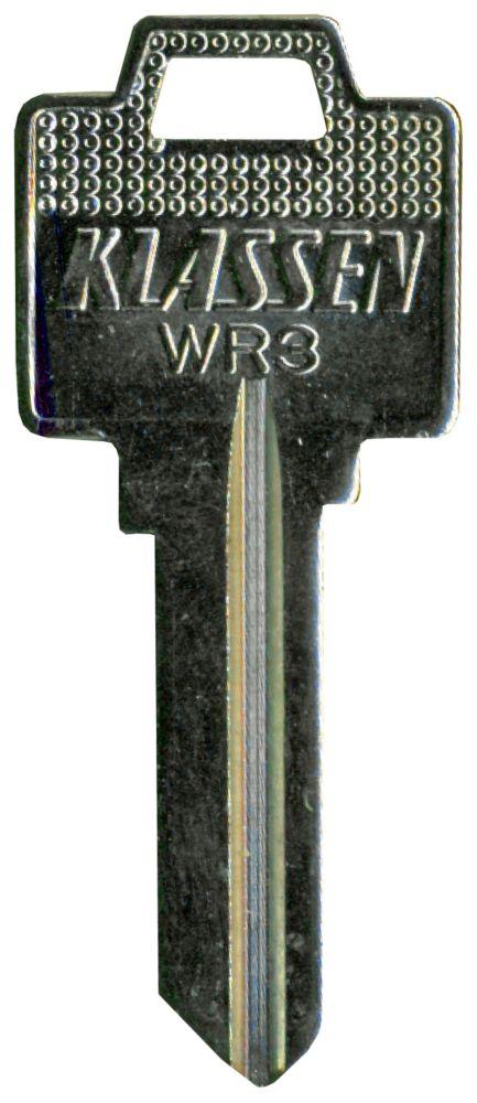 Brass Key Blanks - Assorted