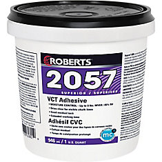 2057, 946mL Premium Vinyl Composition Tile Adhesive