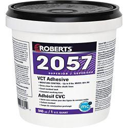 Roberts 2057, 946mL Premium Vinyl Composition Tile Adhesive