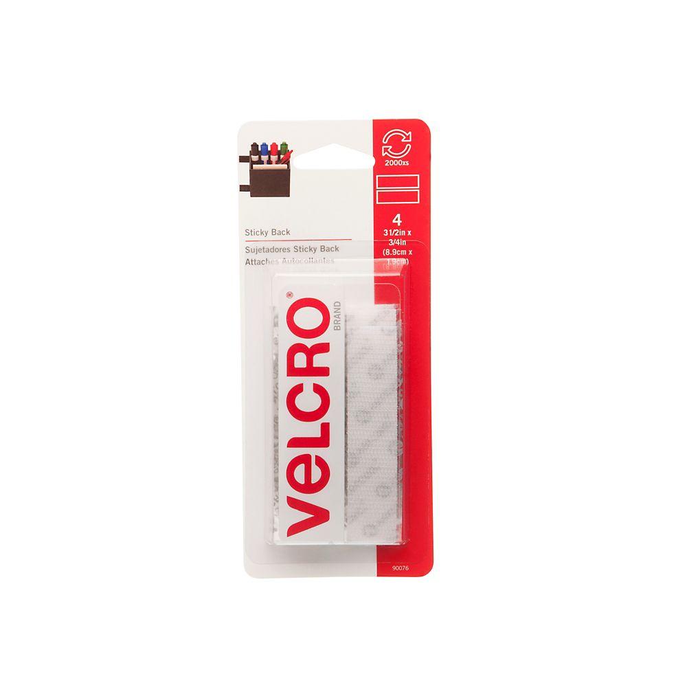 "Velcro 3 1/2"" Strips"