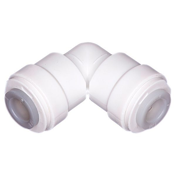 PL-3002 1/4 In. O.D. Tube Union Elbow Connector
