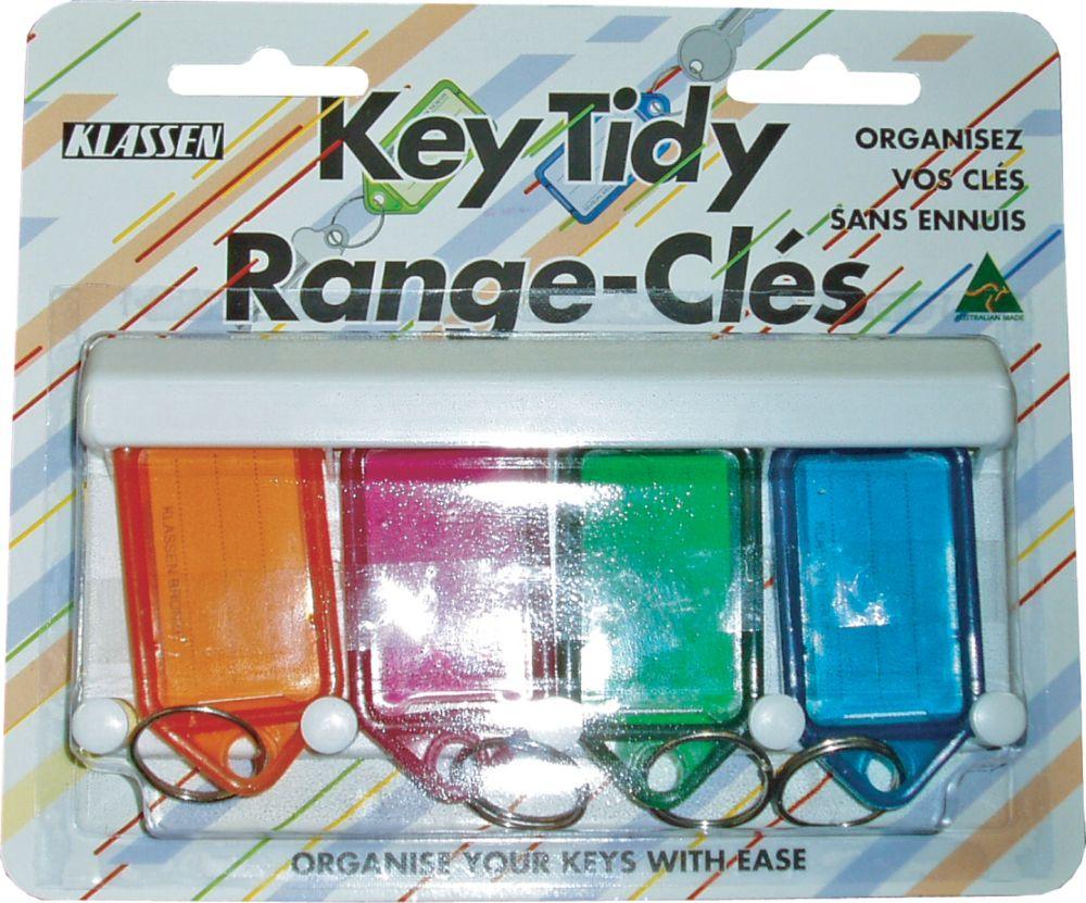 Keymate - Click tags 4/rack