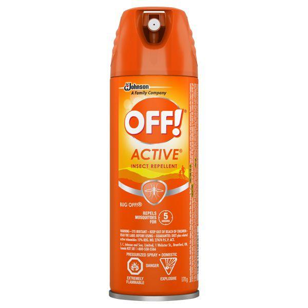 OFF! Active Aérosol