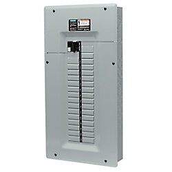 Siemens 32/64 Circuit 100A 120/240V Siemens Paquet panneau avec disjoncteur principal