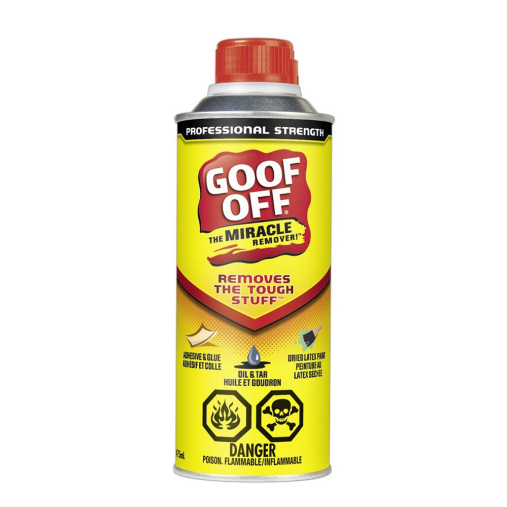 Goof Off 474 Ml Goof Off The Home Depot Canada