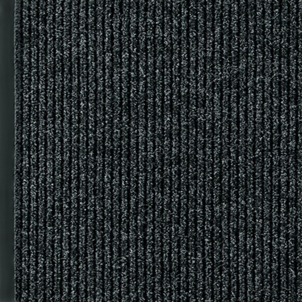 Platinum Charcoal Carpet Runner 26 in x Custom Length (Price per linear foot)