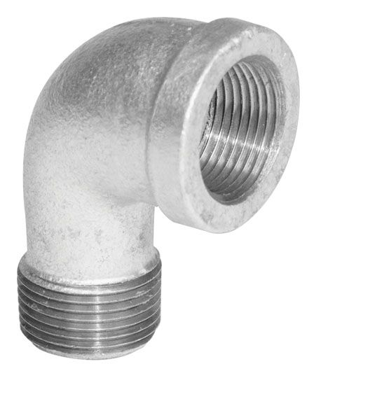 Fitting Galvanized Iron 90 Degree Street Elbow 3/4 Inch 5510-304 Canada Discount