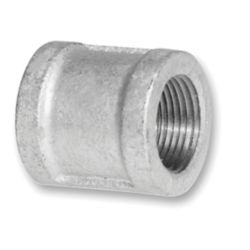 Aqua-Dynamic Fitting Galvanized Iron Coupling 1/4 inch