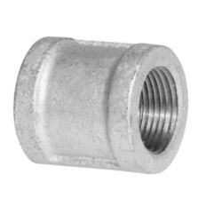 Aqua-Dynamic Fitting Galvanized Iron Coupling 3/4 Inch