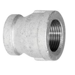 Aqua-Dynamic Fitting Galvanized Iron Coupling 1/2 Inch x 3/8 Inch
