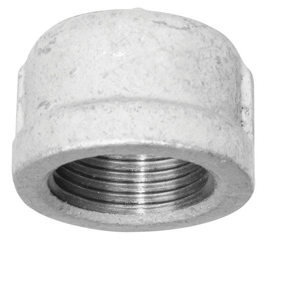 Fitting Galvanized Iron Cap 1/2 Inch