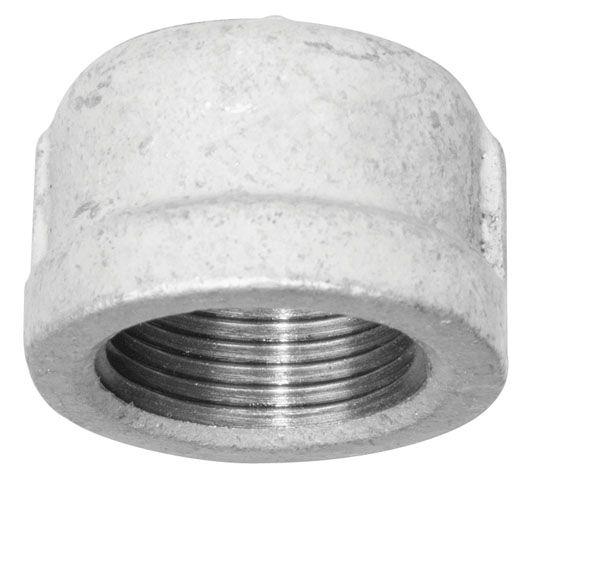 Fitting galvanized iron cap inch in canada