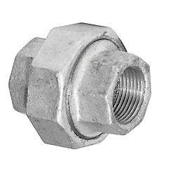 Aqua-Dynamic Fitting Galvanized Iron Union 1/2 Inch