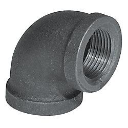Aqua-Dynamic Fitting Black Iron 90 Degree Elbow 1 Inch
