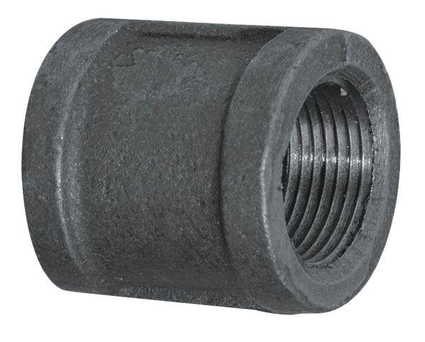 Aqua-Dynamic Fitting Black Iron Coupling 3/8 Inch