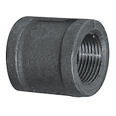 Fitting Black Iron Coupling 1/2 Inch