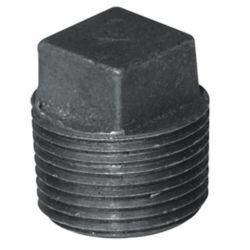 Aqua-Dynamic Fitting Black Iron Plug 1/2 Inch