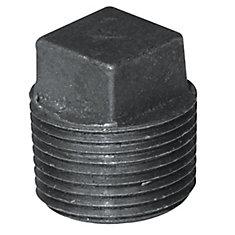 Fitting Black Iron Plug 1 Inch
