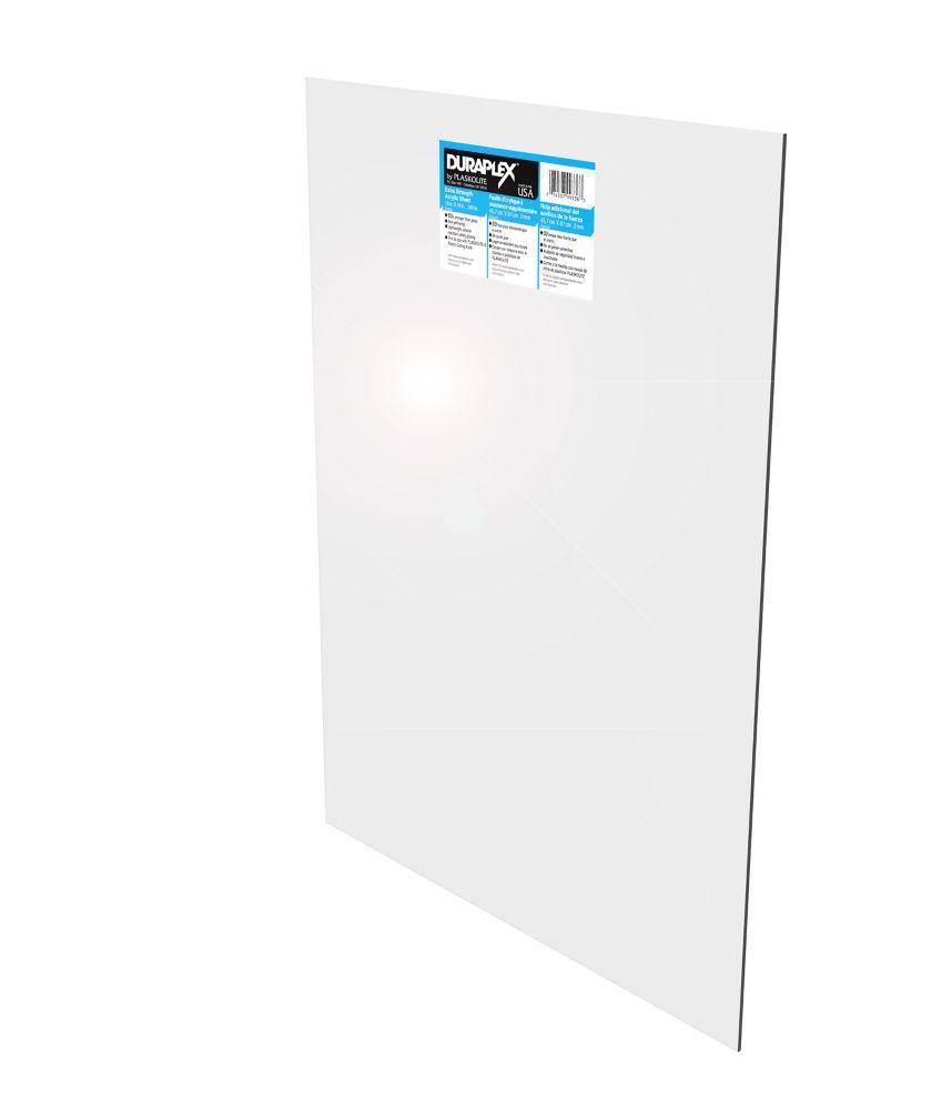 Fabricating Plexiglass Portable Air Conditioning Vent