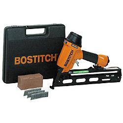 Bostitch Ensemble de cloueuse de finition angulaire, calibre 15