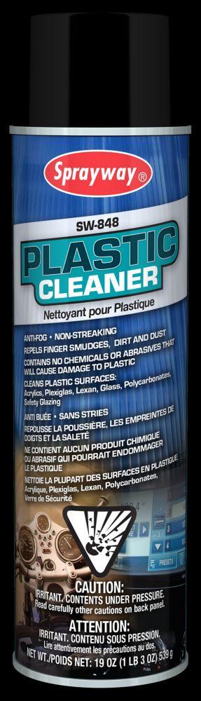 Nettoyant pour plastique