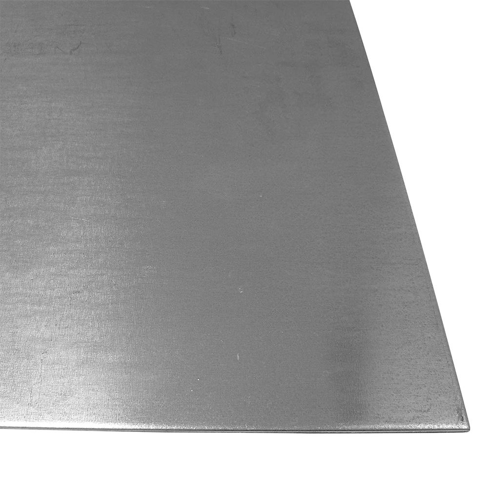 Paulin 36x24 Sheet Metal 26g Galvanized