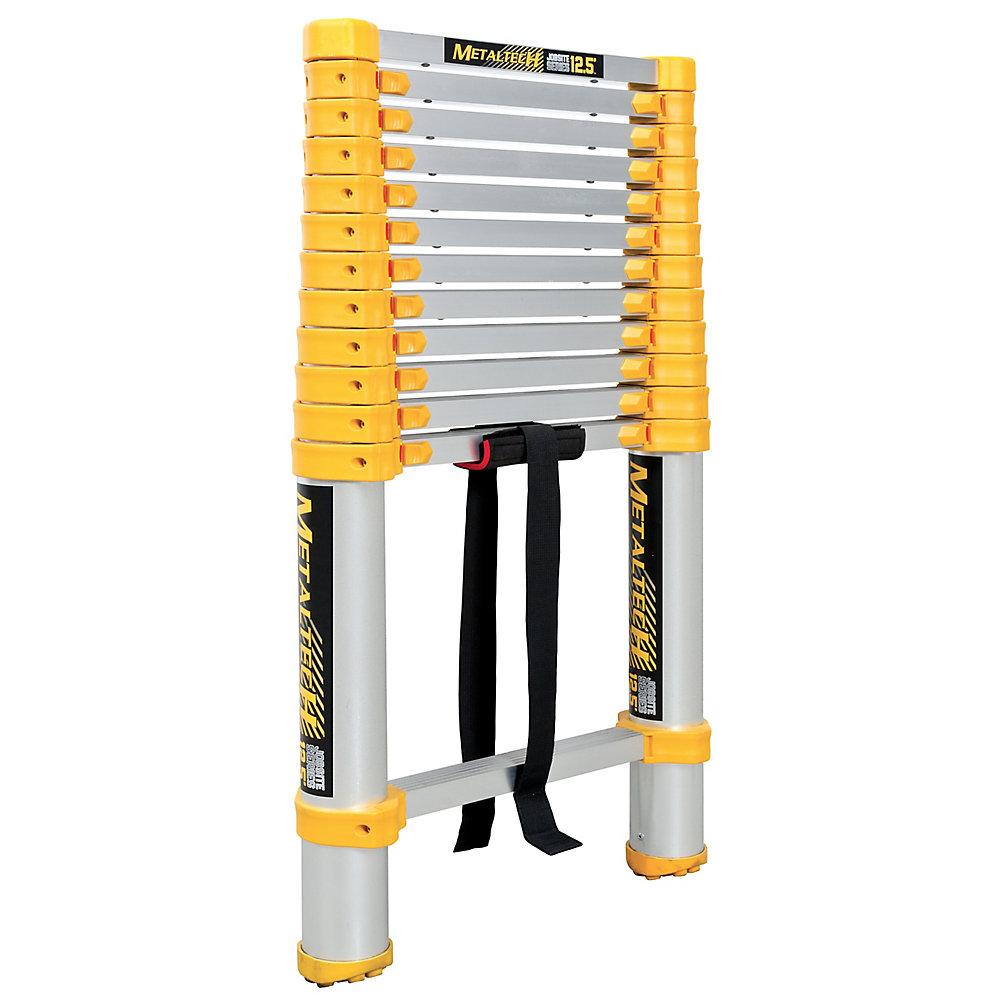 Telescopic Ladder 12 1/2 foot / CSA approved Grade 1