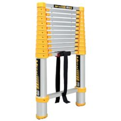 Metaltech Telescopic Ladder 12 1/2 foot / CSA approved Grade 1 E-LAD12T2