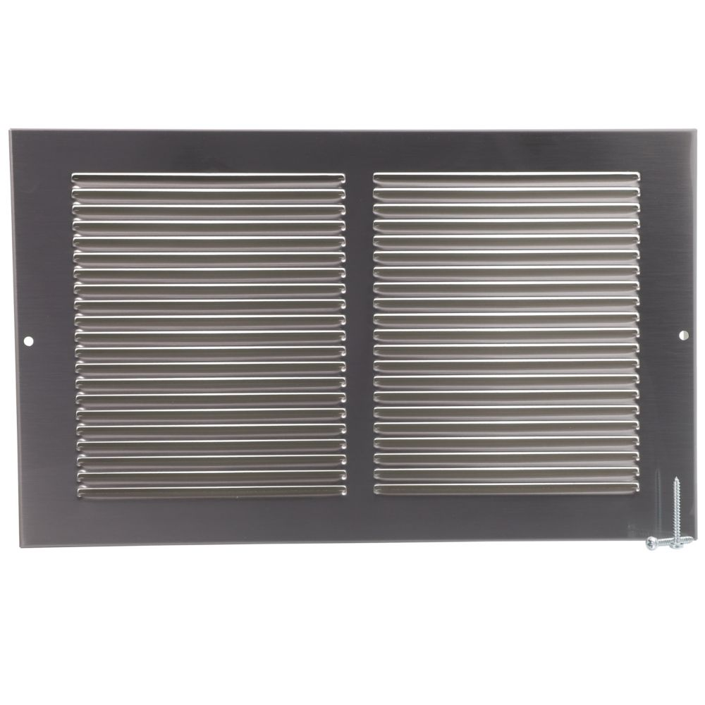 hdx 14 x 8 grille murale tain home depot canada. Black Bedroom Furniture Sets. Home Design Ideas
