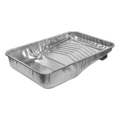 Deep Wall Metal Paint Roller Tray