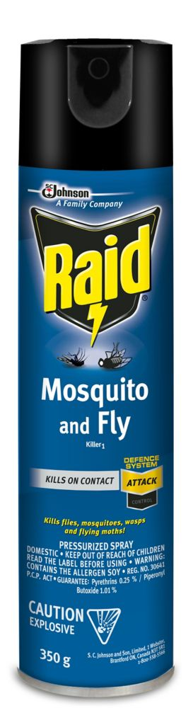 Double Action Mosquito & Fly Killer
