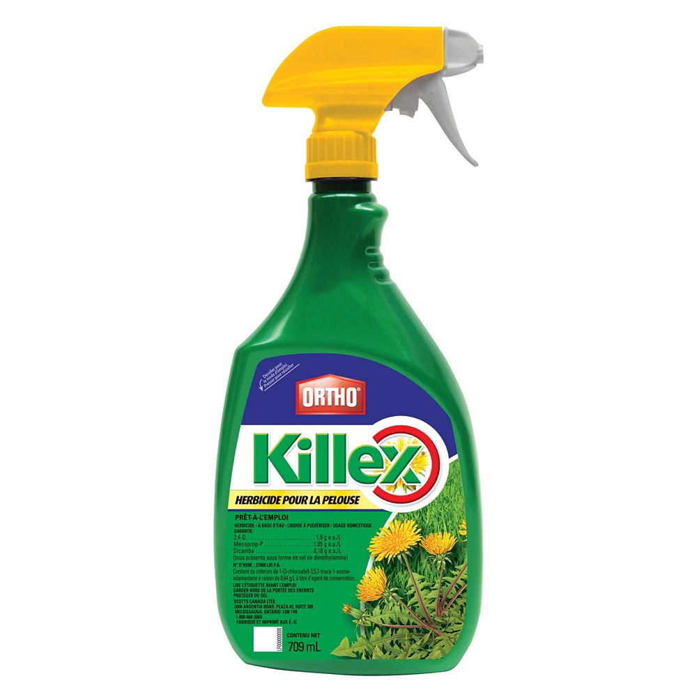 Ortho Killex 709mL Ready to Use Lawn Weed Control