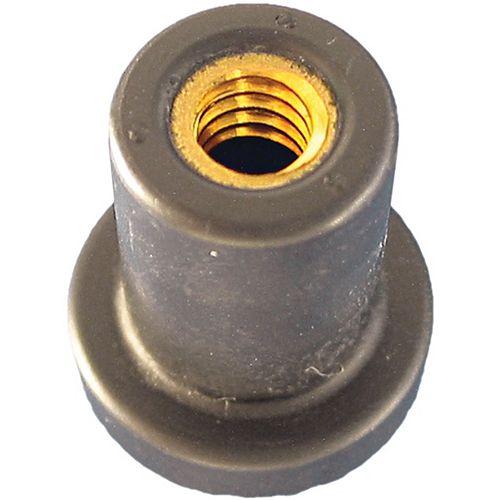 Paulin 1/4-inch Speed Nut Blind Well Nut