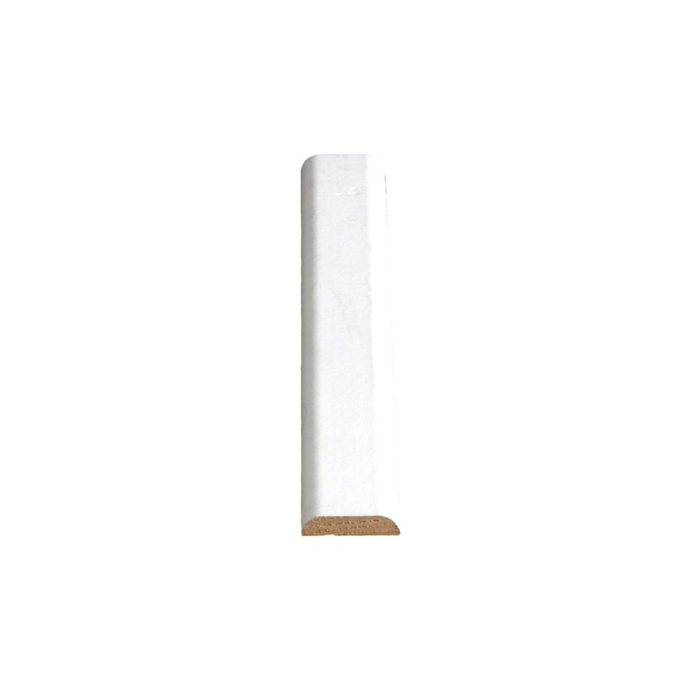 Alexandria Moulding Primed Finger Jointed Pine Burlap/Mullion 5/16 Inches x 1-3/16 Inches x 8 Feet
