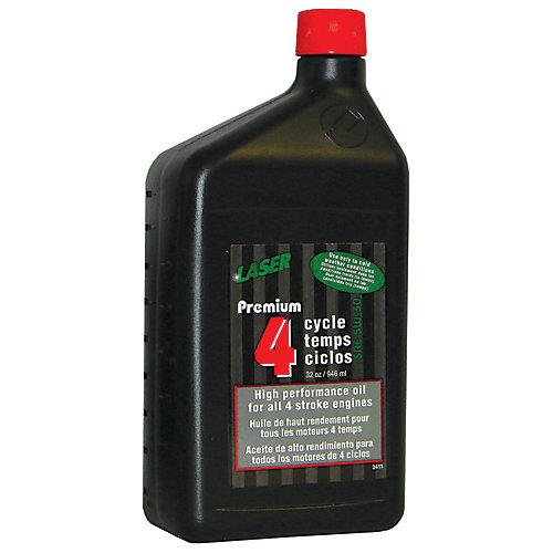 32 fl. oz / 946 mL 4-Cycle Oil