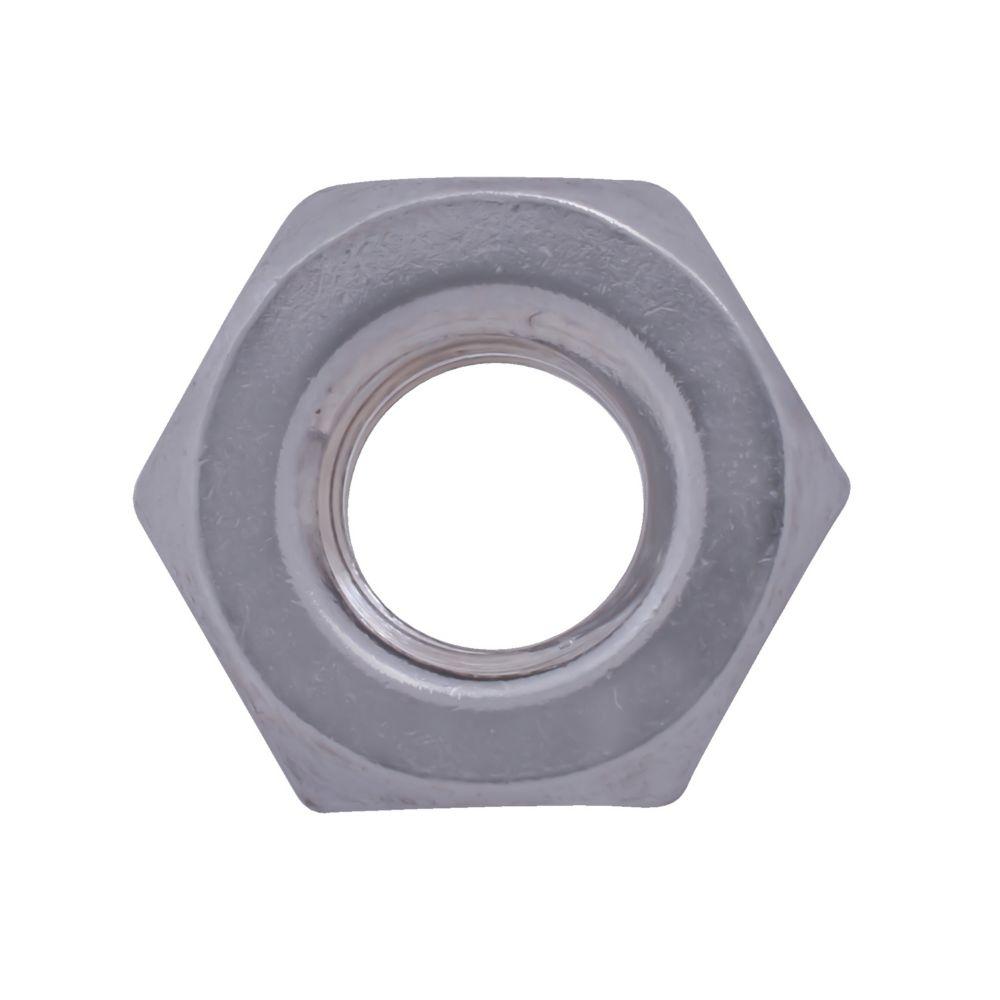 1/4-20 ecrous pour vis de mecanique acier in.