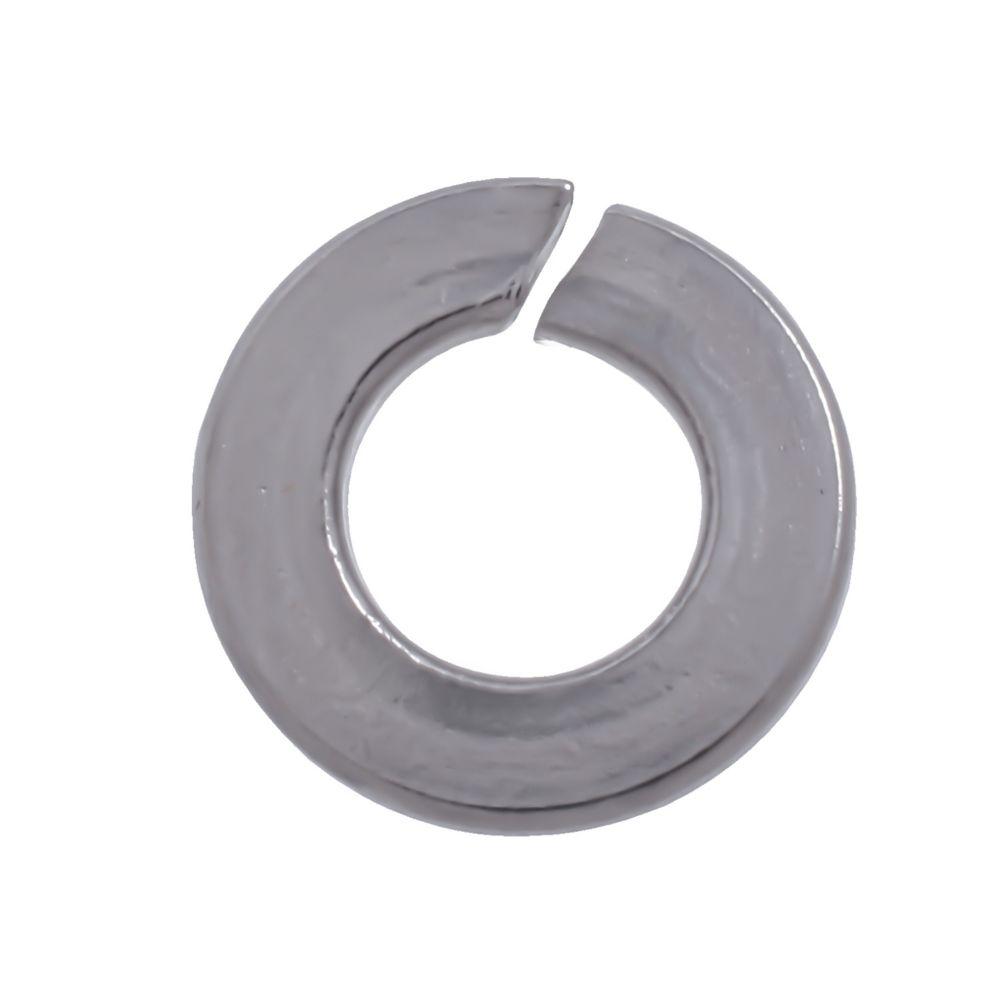 #8 rondelles ressort acier inox. 18-8