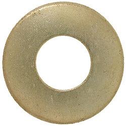 Paulin 3/16 Bs Brass Flat Washer