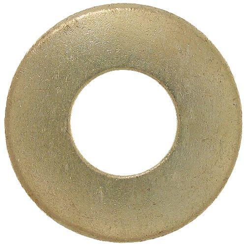 Paulin 1/4-inch (9/16-inch O.D.) Brass Flat Washer