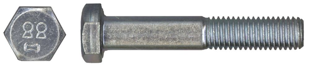 M5x20 Metric Hex Hd Capscrew