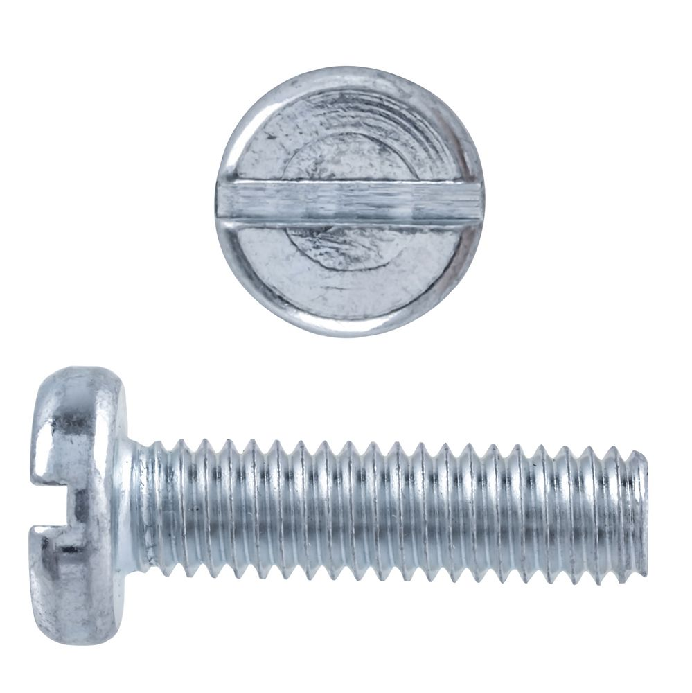 M5X16 Metric Pan Slot Hd Mach Screw 770-201 Canada Discount